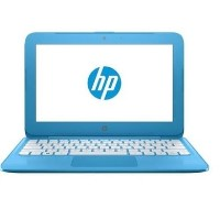 Refurbished HP Stream 11-y050sa Intel Celeron N3060 2GB 32GB 11.6 Inch Windows 10 Laptop in Blue