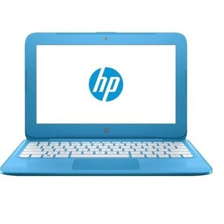 A2/X9W60EA Refurbished HP Stream 11-y050sa Intel Celeron N3060 2GB 32GB 11.6 Inch Windows 10 Laptop in Blue