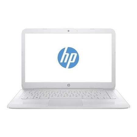 A1/Z3C78EA Refurbished HP Stream 14-ax054sa Intel Celeron N3060 2GB 32GB 14 Inch Windows 10 Laptop in White