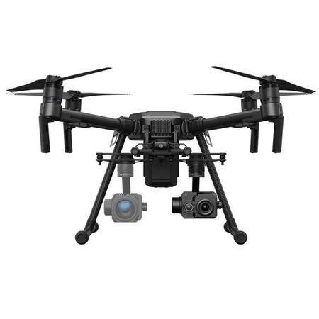 BUN/CP.HY.000050/70664 DJI Matrice 210 with Zenmuse XT2 640x512 30Hz 13mm Thermal Camera