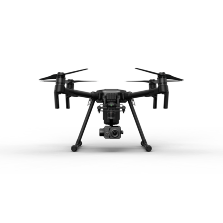 BUN/CP.HY.000050/70678 DJI Matrice 210 Drone with Zenmuse XT2 336x256 9Hz 9mm Bundle