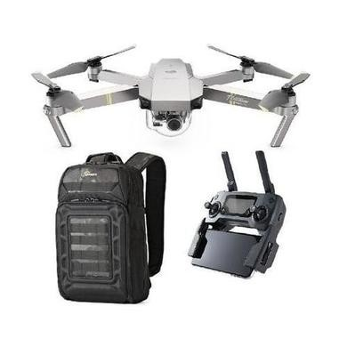BUN/CP.PT.00000073.01/70525 DJI Mavic Pro Platinum with FREE Lowepro Backpack