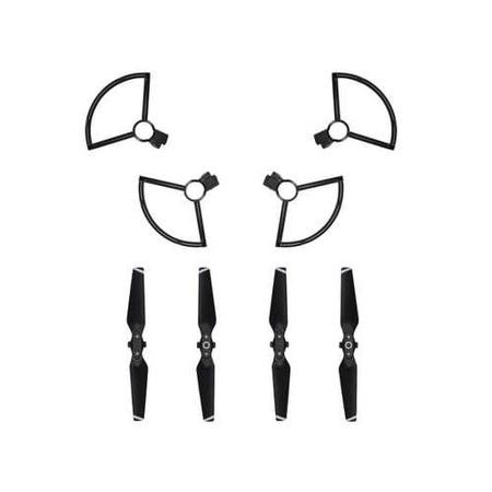 BUN/CP.PT.000788/69788 DJI Spark 4730S Quick-release Folding Propellers Full Set + Propeller Guards