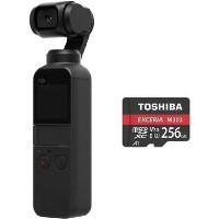 DJI OSMO Pocket with 256GB MicroSD