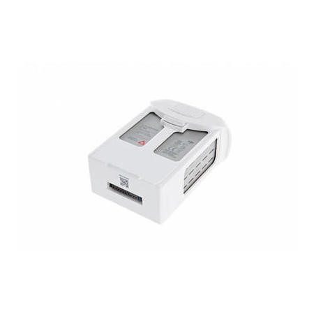 Two DJI Phantom 4 High Capacity Rechargeable Intelligent Flight Batteries