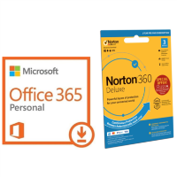 Microsoft 365 Personal ESD & Norton Internet Security ESD Bundle