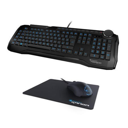 BUN/ROC-12-302-BK/70211 Roccat Value Bundle