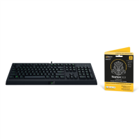 Razer Cynosa Lite Essential Gaming Keyboard & Norton Gaming Security Bundle