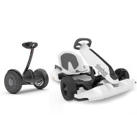 Ninebot By Segway Go Kart Kit with Ninebot-S in Black