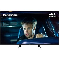 "Refurbished Panasonic 65"" 4K Ultra HD with HDR LED Freeview Play Smart TV"