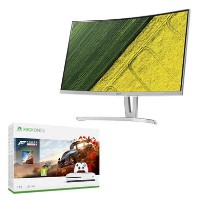 Acer ED273 27 Inch Full HD Freesync Curved Gaming Monitor + Xbox One S/Forza Bundle