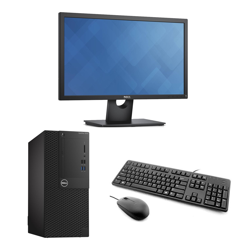 Marvelous Dell Optiplex 2050 Core I3 7100 4Gb 500Gb Hd Win 10 Pro Desktop Dell 21 5 Vga Dp Monitor Bundle Download Free Architecture Designs Ponolprimenicaraguapropertycom