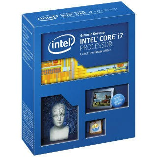 GRADE A1 - Intel Core i7-5820K 6-Core 3.3GHz 2011-3 Processor