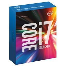 Intel Core I7-6700K Quad-Core 4 GHz LGA 1151 Overclockable Processor