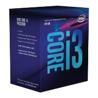 Intel Core i3 8100 Socket 1151 3.6GHz Coffe Lake Processor