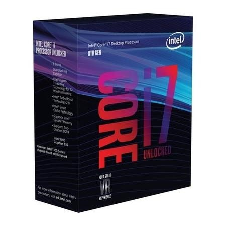 Intel Core i7-8700K 1151 3.7GHz Coffee Lake Processor