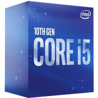 Intel Hex Core i5 10600K Socket 1200 Comet Lake Processor