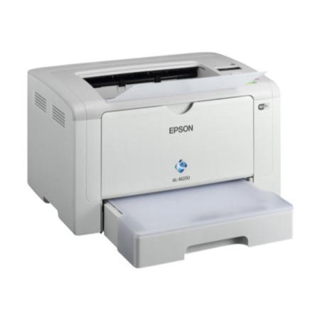 Epson WorkForce AL-M200DW LED printer features double-sided printing fast print speeds and a large duty cycle for high-performance printing. 1200 dpi printing resolution 30000
