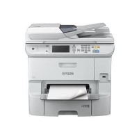 Epson WorkForce Pro 6590DWF A4 Multifunction Colour Inkjet Printer