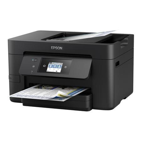 Epson WorkForce Pro WF-3720DWF A4 Compact All In One Wireless Inkjet Colour Printer