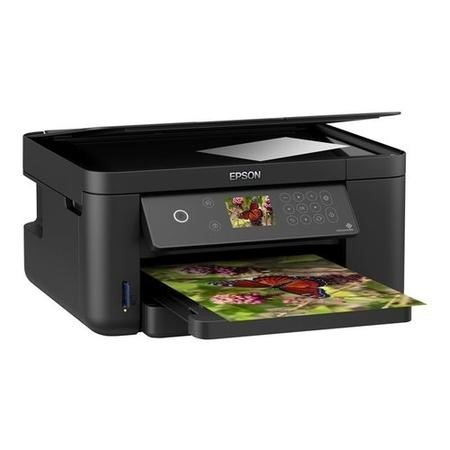 Epson Expression Home XP-5100 A4 Multi-Function Wireless Inkjet Black Printer
