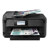 Epson WorkForce 7710DWF A3+ Multifunction Colour Inkjet Printer