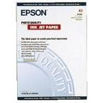 Epson Photo Quality - matte coated paper - 100 sheet(s)