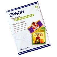 Epson Photo Quality Self Adhesive Sheets - self-adhesive sheets - 10 pcs.