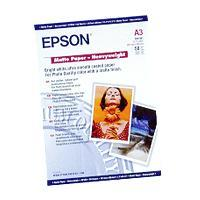 Epson - heavy-weight matte paper - 50 sheet(s)