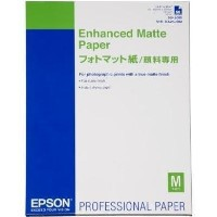 Epson Enhanced Matte - matte paper - 25 sheet(s)