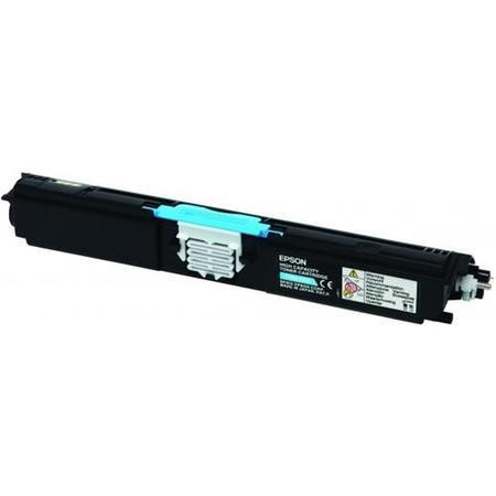 Epson - Toner cartridge - high capacity - 1 x cyan - 2700 pages