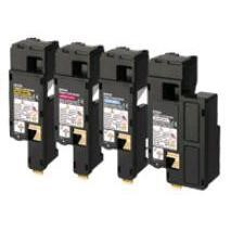 AL-C1700 Toner Cartridge High Yellow 1.4k
