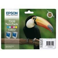 Epson T009 Twin Pack - print cartridge