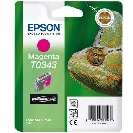 Epson T0343 - print cartridge
