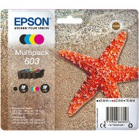 Epson 603 CMYK Multipack Ink Cartridge