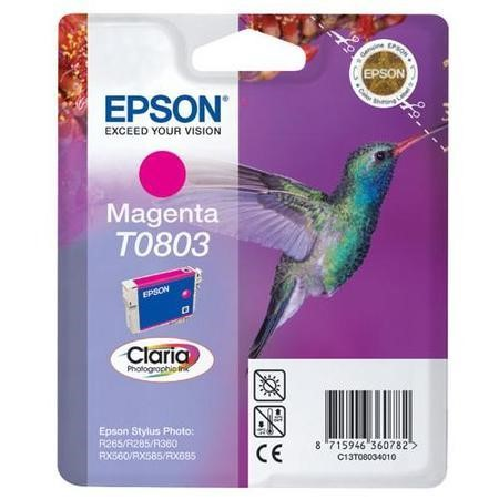 T080 Stylus Photo Magenta Ink Cartridge