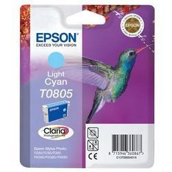 T080 Stylus Photo Light Cyan Ink Cartridge