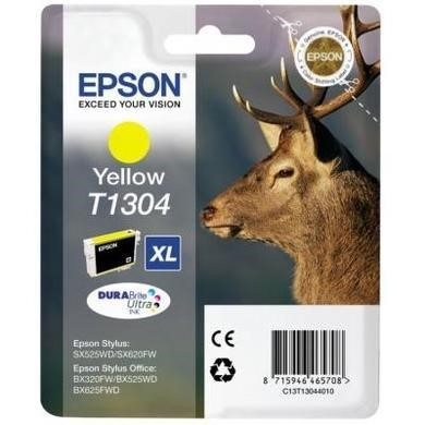 Epson sx525wd/620fw Yellow Ink Cartridge