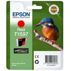 EPSON R2000 RED INK CARTRIDGE