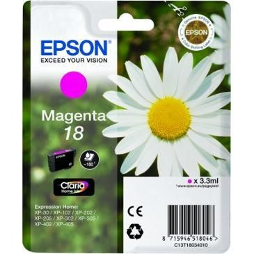 18 Daisy Magenta Ink Cartridge RS Blister
