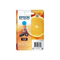 Epson T334240 33 Cyan Ink Cartridge