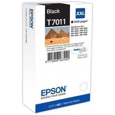 INK CARTRIDGE XXL BLACK 3.4K