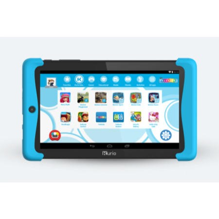C15100 Kurio Tab 2 8GB Android 7 Inch Tablet - Black & Blue