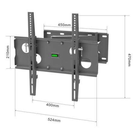 MMT C1742 Multi Action TV Mount - Up to 42 Inch