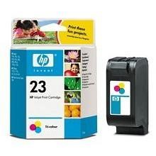 HP 23 - print cartridge