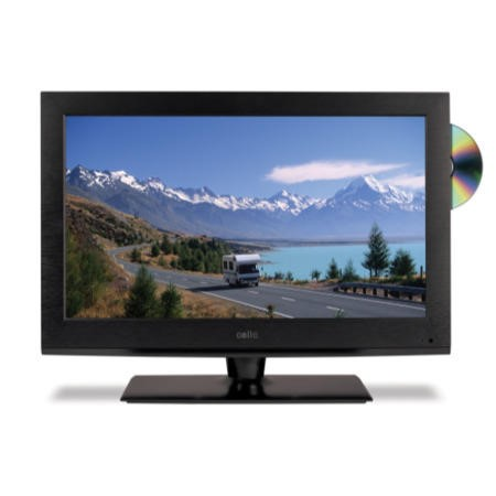 Ex Display - As new - Cello C26103F 26 Inch Freeview LED TV with built-in DVD Player