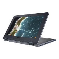 Asus Flip C213NA Intel Celeron N3350 4GB 32GB 11.6 Inch Chrome OS Convertible Chromebook - Includes Stylus
