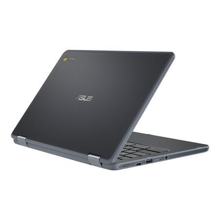 Asus Chromebook Flip C213NA Intel Celeron N3350 4GB 32GB 11.6 Inch Chrome OS Convertible Laptop Includes Stylus