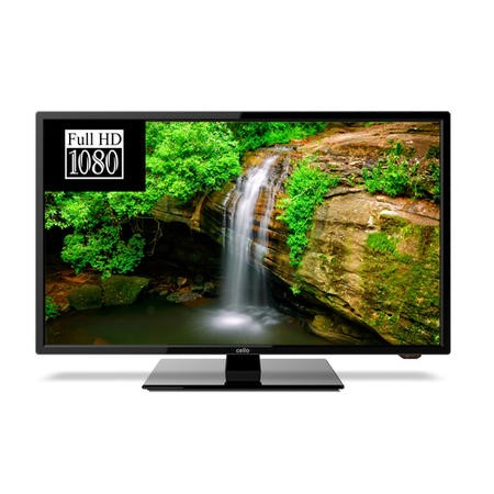 "C24230DVB Cello C24230DVB 24"" 1080p Full HD LED TV with Freeview"