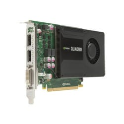 Hewlett Packard NVidia Quadro K2000 2GB Graphics Card
